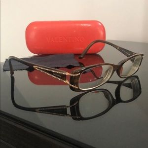 Valentino rx glasses